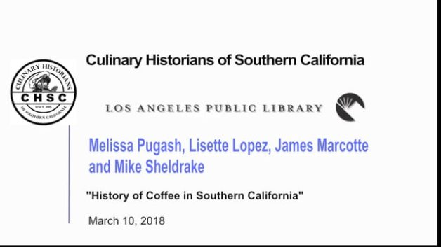 News - Culinary Historians of Southern California